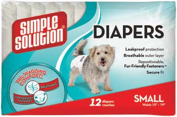 Bramton Simple Solution Disposable Diapers Small 12pk