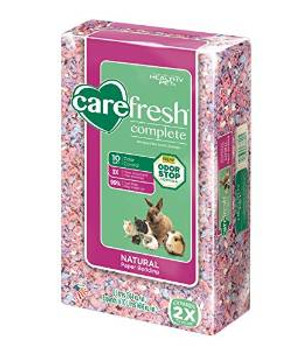 Healthy Pet Carefresh Complete Natural Paper Bedding Confeti 10l