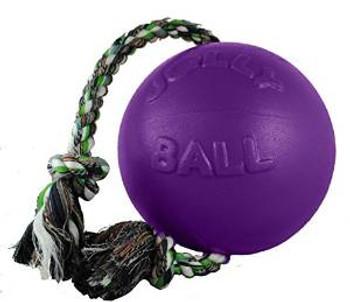 """Jolly Pets Romp-n-roll Purple 6"""""""