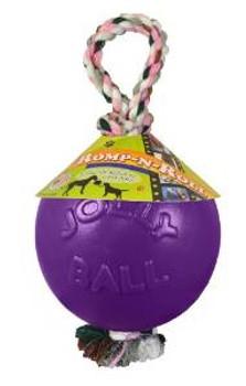 """Jolly Pets Romp-n-roll Purple 8"""""""