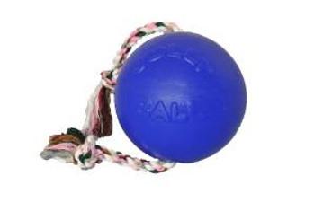 """Jolly Pets Romp-n-roll Blue 4.5"""""""