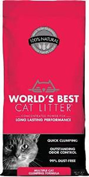 World's Best Multiple Cat Clumping Formula 3/14 Lb.