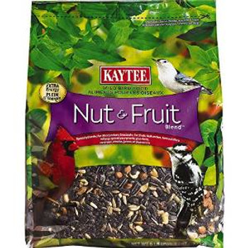 Kaytee Nut And Fruit Stand Up 5lb