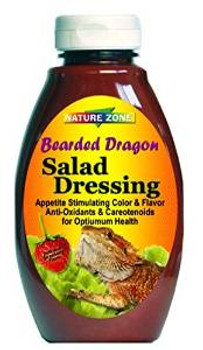 Nature Zone Salad Dressing For Bearded Dragons 12oz