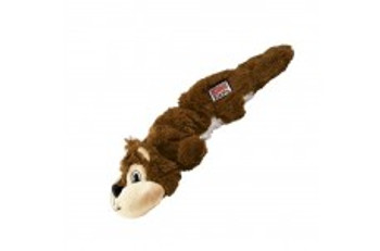 Kong Scrunch Knots Squirrel Medium Large