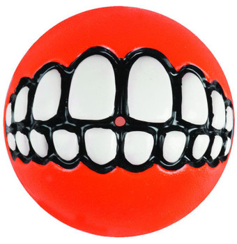 "Kong Rogz Grinz Large 3"" Dog Treat Ball"