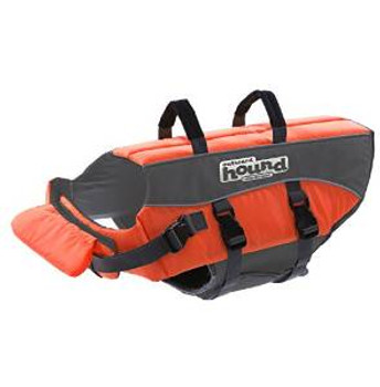 Kyjen Outward Hound Pupsaver Ripstop Life Jacket Medium Orange