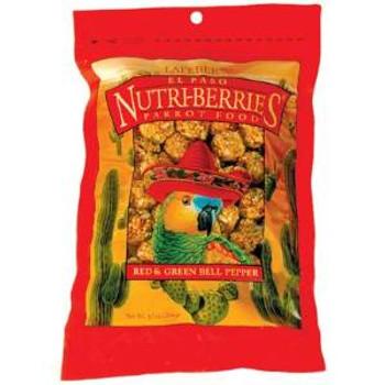 Lafeber Nutri-berries El Paso Parrot Food 20lb
