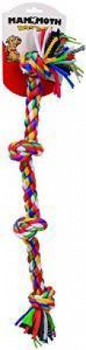 Mammoth Cloth Rope 4 Knot Tug Large