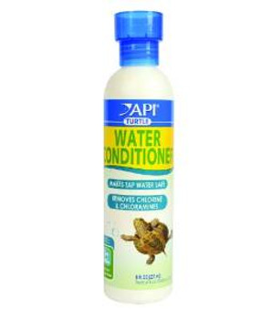 Aquarium Pharmaceuticals API Turtle Water Conditioner 8 Oz.