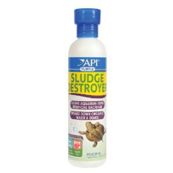 Aquarium Pharmaceuticals API Turtle Sludge Destroyer 8 Oz.