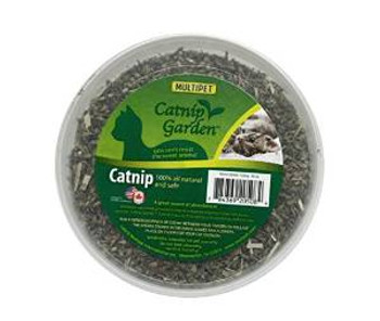Multipet Catnip Garden Catnip Cup .75oz