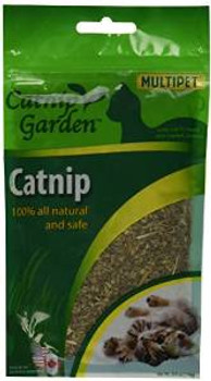 Multipet Catnip Garden Bag .5 Oz