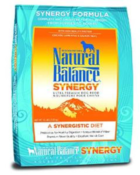 Natural Balance Synergy Ultra Dry Dog Food 13 Lb.