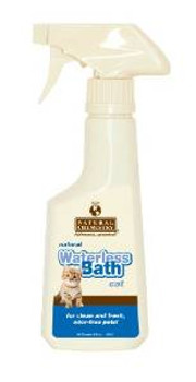 Natural Chemistry Waterless Bath For Cats 8oz