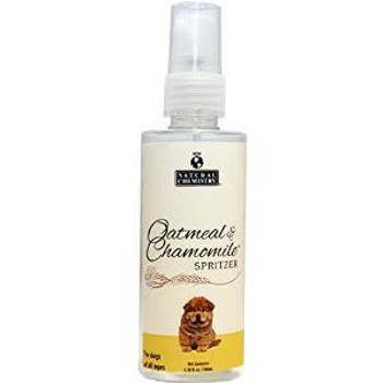 Natural Chemistry Oatmeal & Chamomile Scented Spritzer For Dogs 100ml