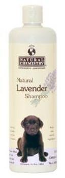 Natural Chemistry Lavender Puppy Shampoo 16.9oz