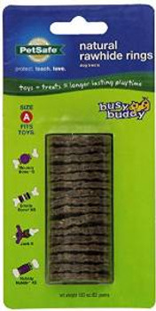 Pet Safe Premier Busy Buddy Rawhide Refills Small