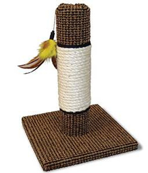North American Pet Classy Kitty Scratching Post