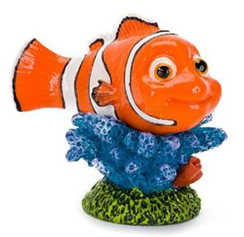 Penn Plax Nemo On Coral Mini Ornament