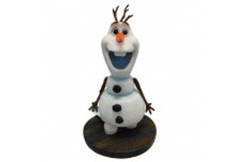 Disney Frozen Resin Ornament Olaf Standing Mini 2.25in
