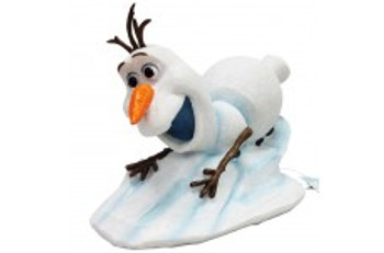 Disney Frozen Resin Ornament Olaf Sliding Mini 1.75in