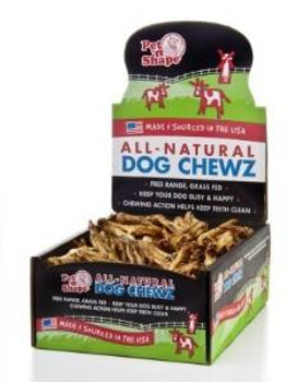 Pets N Shape All Natural Duck Feet Dog Chewz