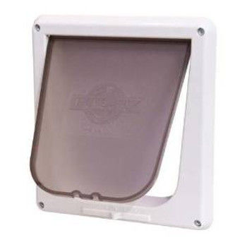 Petsafe Johnson pet door Deluxe 4-way Cat Door