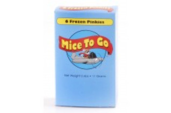 REPTILE INDUSTRIES Mice To Go Frozen Pinkies 6pk SD-5