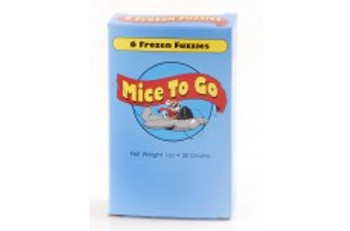 REPTILE INDUSTRIES Mice To Go Frozen Fuzzies 6pk SD-5