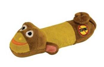 PetStages Lil Squeak Monkey Dog Toy