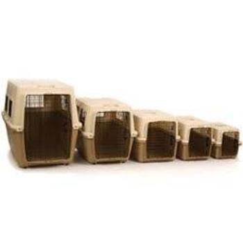 Precision Cargo Kennel 100 Tan 20x14x13