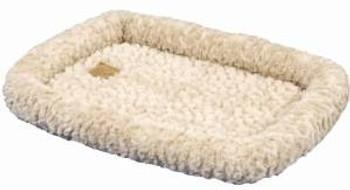 Precision Snoozzy 5000 Cozy Bumper Bed Natural 45x32