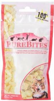 Purebites Chicken Breasts Freeze Dried Cat Treats .6 Oz.