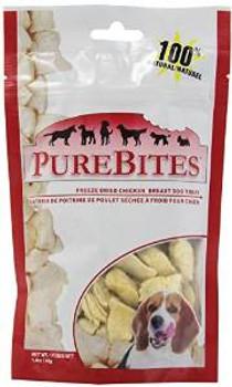 Purebites Chicken Breast Freeze Dried Treats 1.4 Oz.