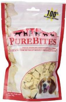 Purebites Chicken Breast Freeze Dried Treats 3 Oz.