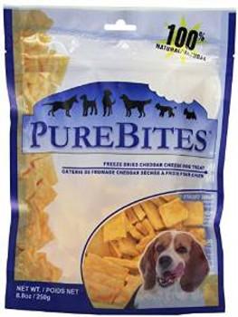 Purebites Cheddar Cheese Freeze Dried Treat 8.8 Oz.