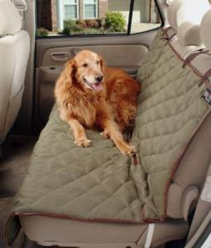 Solvit Deluxe Sta-put Bench Seat Cover 56x47in