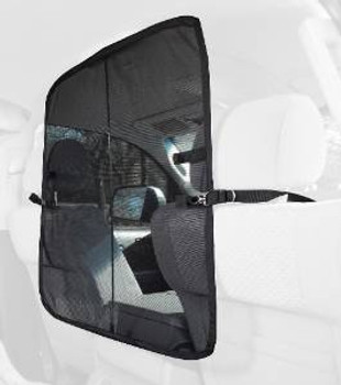 Solvit Front Seat Net Barrier 32x32in