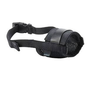 Petsafe Adjustable Muzzle Black Large