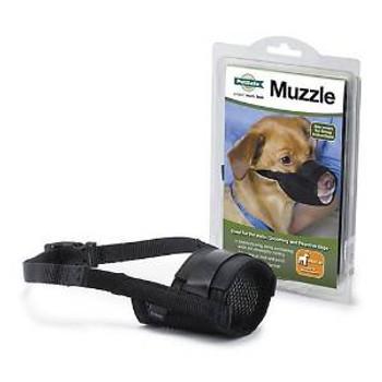 Petsafe Adjustable Muzzle Black X-large