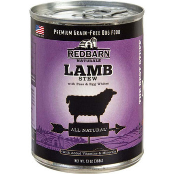 Redbarn Lamb Stew 12ea/13oz