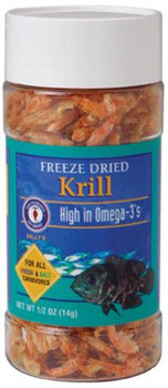 San Francisco Freeze Dried Krill 14gm