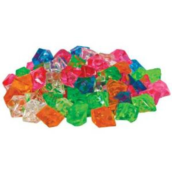 Tetra Glofish Accent Gravel Multicolored Gems