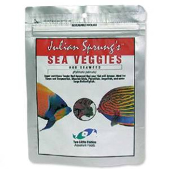 Two Little Fishies Sea Veg-red Seaweed 1 Oz. (pouch)