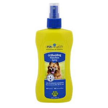 Furminator Dog Desheeding Waterless Spray 8.5 Oz.
