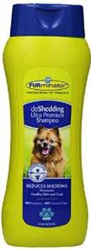 Furminator Deshedding Ultra Premium Shampoo 16 Oz.