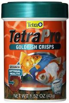 Tetra Tetrapro Goldfish Crisps 1.52oz