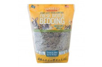 VITAKRAFT SUN SEEDSun Seed Fresh World Multi Pet Bedding 975 Cu In