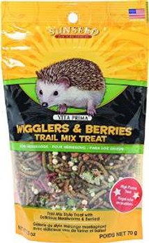 VITAKRAFT SUN SEEDVitakraft Vitaprima Hedgehog Treat 2.5 Oz.